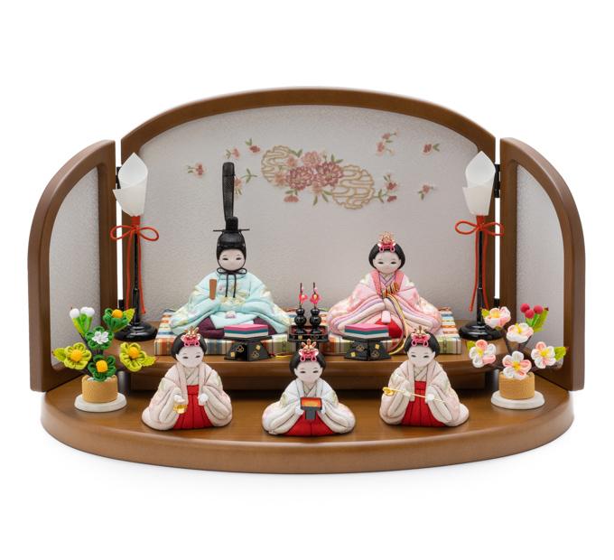 れいれい 京刺繍・桜色