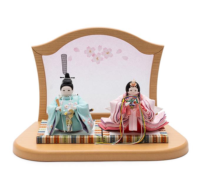 りんりん 衣装着 装飾刺繍・桜の詩・桜色