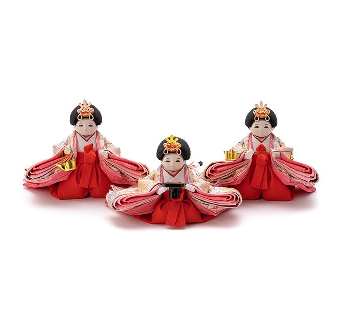 三人官女 衣装着・六花の恵み(WEB限定)